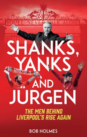 Book cover Shanks, Yanks and Jürgen