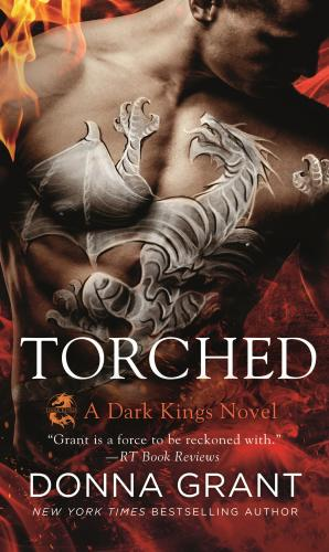 Book cover Torched