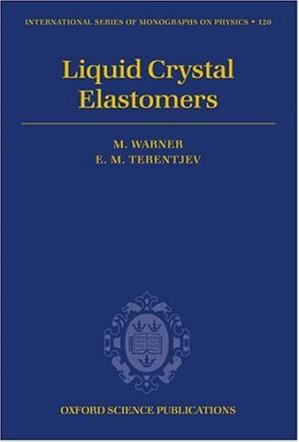 Kulit buku Liquid crystal elastomers
