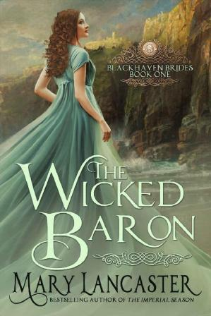 Book cover The Wicked Baron