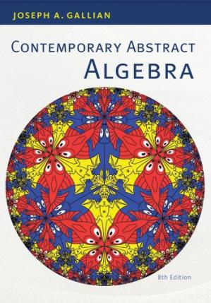 Buchdeckel Contemporary Abstract Algebra