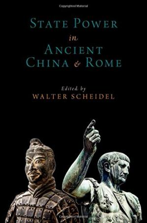 Portada del libro State Power in Ancient China and Rome