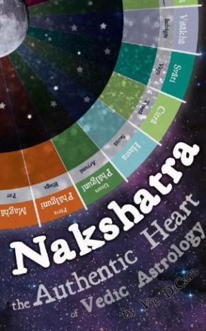书籍封面 Nakshatra: The Authentic Heart of Vedic Astrology