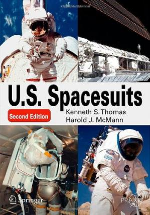Book cover U. S. Spacesuits