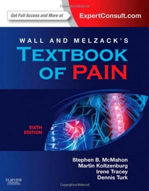 Okładka książki Wall and Melzack's Textbook of Pain