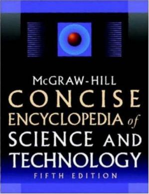 Okładka książki McGraw-Hill concise encyclopedia of science & technology