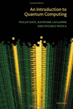 Book cover An introduction to quantum computing