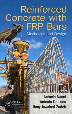 Book cover Reinforced Concrete with FRP Bars: Mechanics and Design