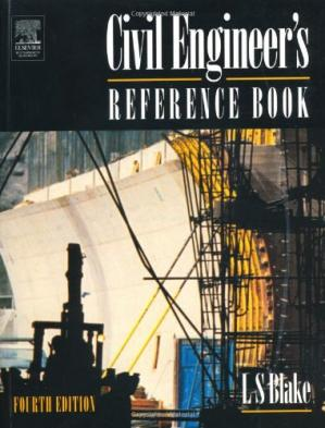 Book cover Civil Engineer's Reference Book