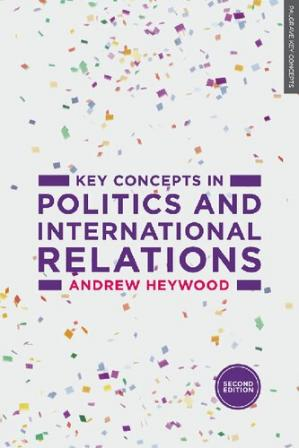 Book cover Key concepts in politics and international relations