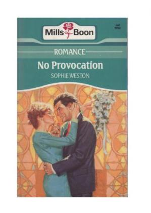 Sampul buku No Provocation