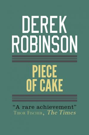 A capa do livro Piece of Cake