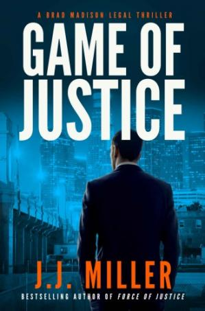 Book cover Game of Justice