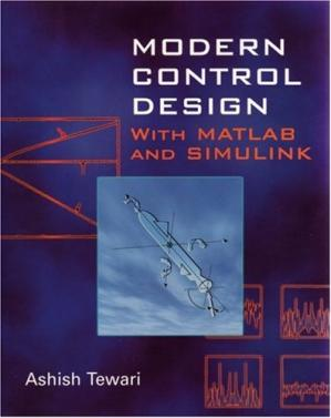 Copertina Modern control design with MATLAB and SIMULINK