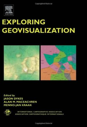 Sampul buku Exploring Geovisualization