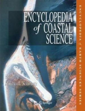 ปกหนังสือ Encyclopedia of Coastal Science