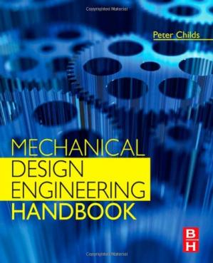 Обкладинка книги Mechanical Design Engineering Handbook