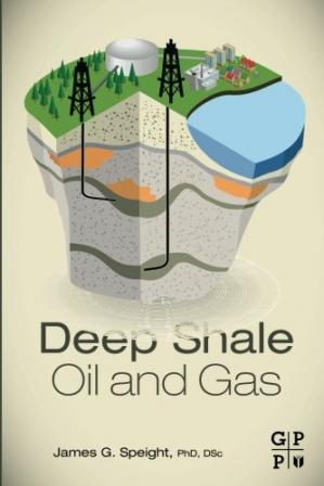 Book cover Deep Shale Oil and Gas