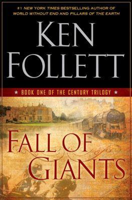 Book cover Fall of Giants