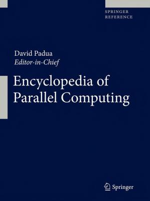 Обкладинка книги Encyclopedia of Parallel Computing