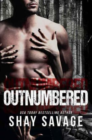 Book cover Outnumbered