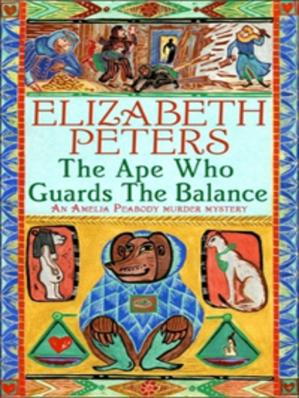 Book cover The Ape Who Guards the Balance