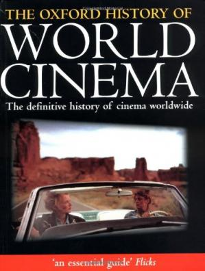 Book cover The Oxford History of World Cinema
