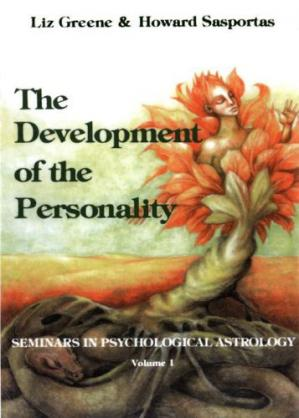 Buchdeckel The Development of Personality