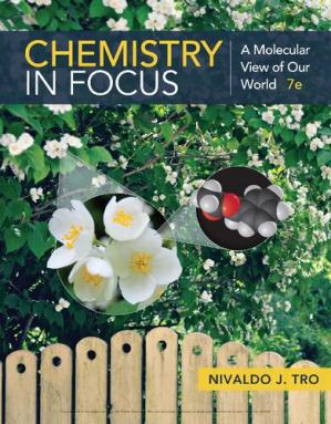 Book cover Chemistry in Focus: A Molecular View of Our World