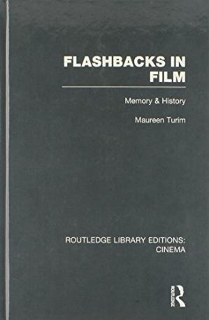 书籍封面 Flashbacks in Film: Memory & History