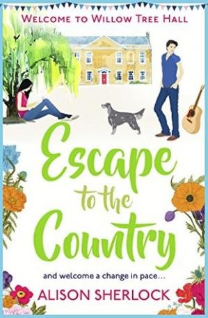 Book cover Escape to the Country