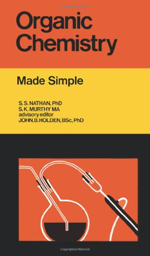 Book cover Organic Chemistry. Made Simple