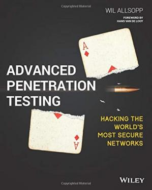 غلاف الكتاب Advanced Penetration Testing:Hacking the World's Most Secure Networks