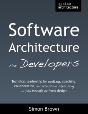 Book cover Software Architecture for Developers