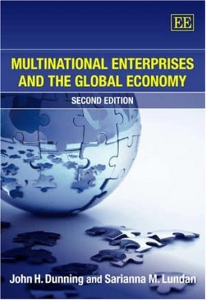 Copertina Multinational Enterprises and the Global Economy