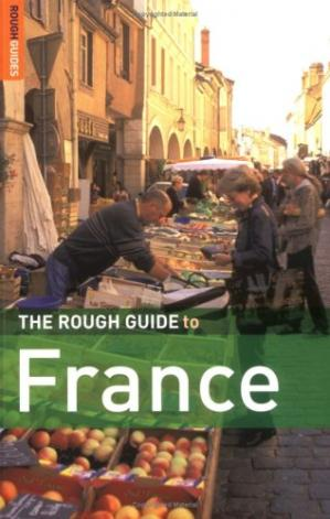 पुस्तक कवर The Rough Guide to France 10 (Rough Guide Travel Guides)