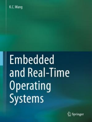 Book cover Embedded and Real-Time Operating Systems