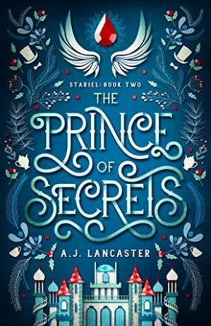 Book cover The Prince of Secrets