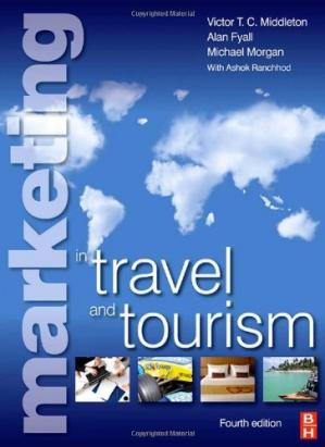 Book cover Marketing in Travel and Tourism, Fourth Edition