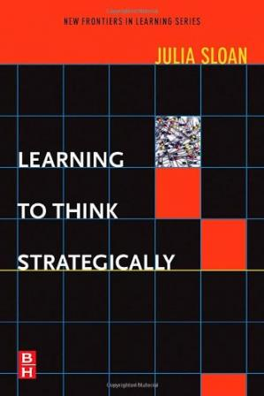 Portada del libro Learning to Think Strategically (New Frontiers in Learning)
