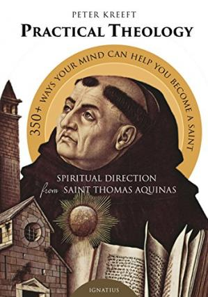 Book cover Practical Theology: Spiritual Direction from St. Thomas Aquinas