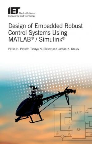 Copertina Design of Embedded Robust Control Systems Using MATLAB®/Simulink®