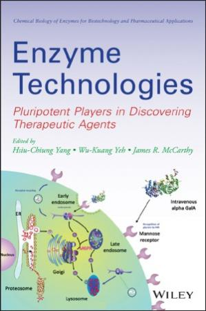 Обложка книги Enzyme Technologies  Pluripotent Players in Discovering Therapeutic Agent