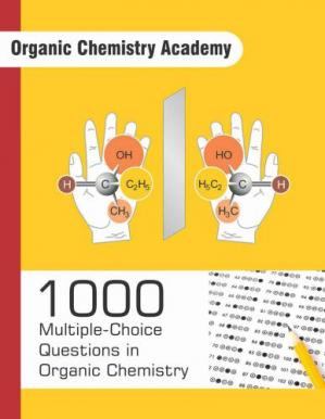 Copertina 1000 Multiple-Choice Questions in Organic Chemistry