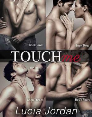 Book cover Touch Me