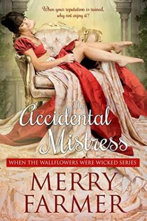 Book cover The Accidental Mistress