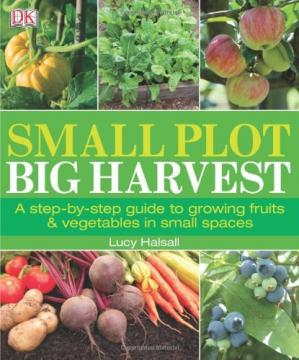 Book cover Small Plot, Big Harvest
