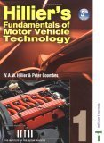 Book cover Hillier's Fundamentals of Motor Vehicle Technology (Book 1), 5th Edition