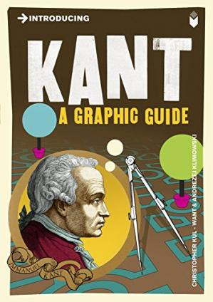 Book cover Introducing Kant: A Graphic Guide