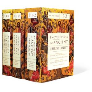 Book cover Encyclopedia of Ancient Christianity